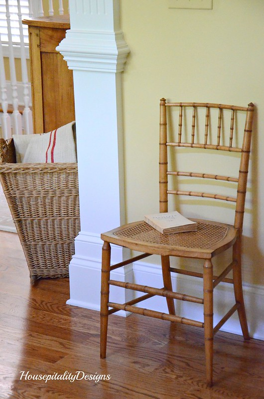 Antique Bamboo chair-Housepitality Designs