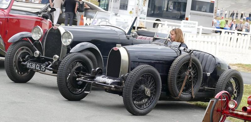 Bugatti noire 990 SX 37 - Festival Héritage 2017 35650900405_6c5a195b15_c