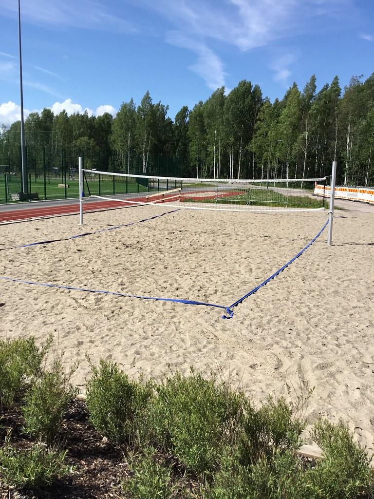 Kuva toimipisteestä: Keski-Espoon urheilupuisto / Beachvolleykenttä