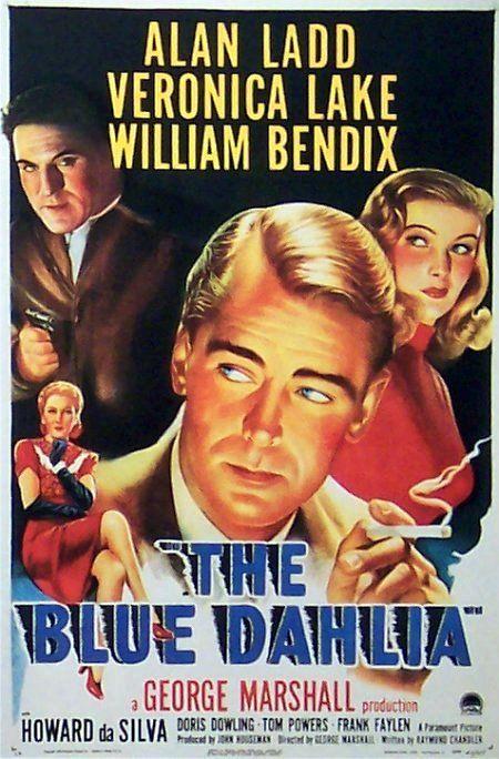 The Blue Dahlia - Poster 3