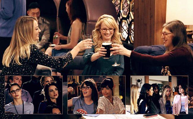 mejores amistades femeninas tv 2017