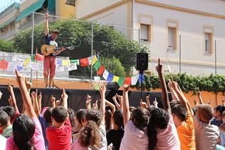 Carles Cuberes a Montcada i Reixac