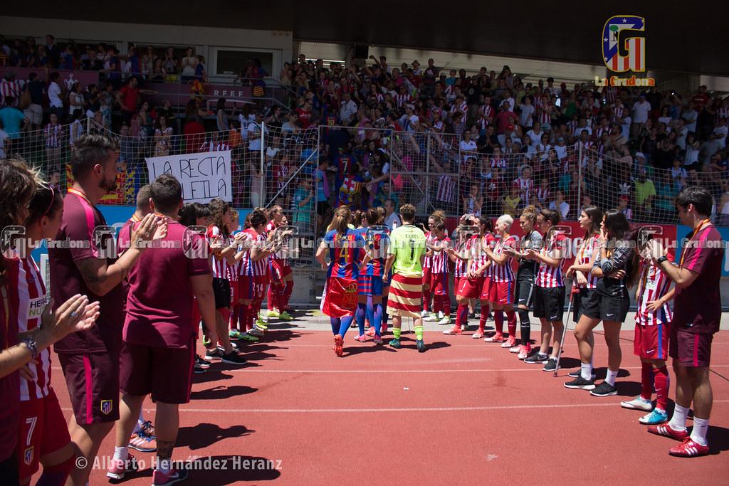 Atlético de Madrid Femenino - FC Barcelona Femenino