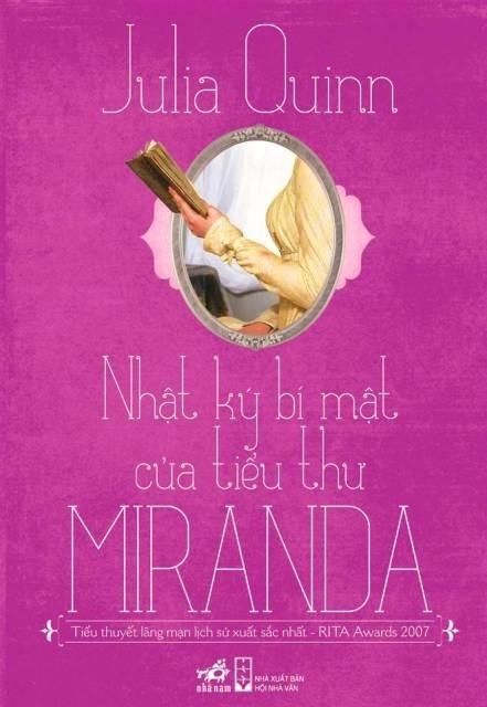 Nhật Ký Bí Mật của Tiểu Thư Miranda - Julia Quinn