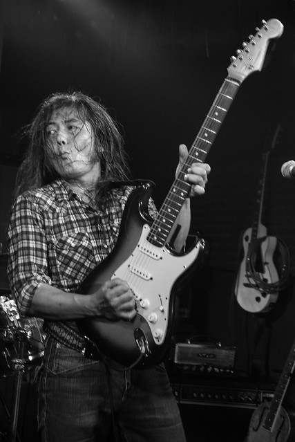 O.E. Gallagher live at Crawdaddy Club, Tokyo, 17 Jun 2017 -00418