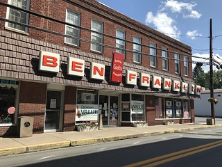 Ben Franklin Stores | by Otherstream