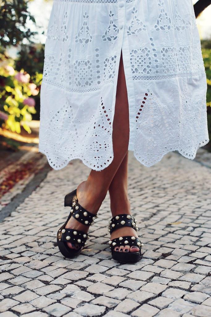 The Little Magpie Next White Dress Lisbon