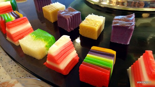 Assorted Kuih