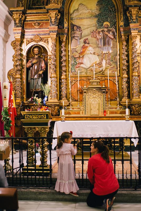サン・イシドロ礼拝堂