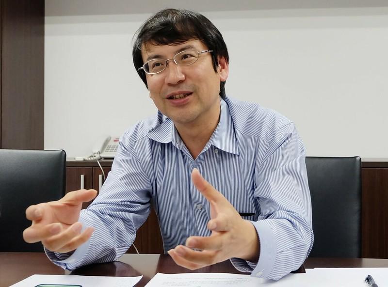 行政院能源及減碳辦公室副執行長林子倫談綠電政策。