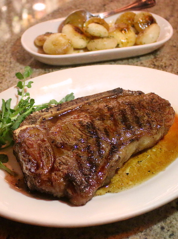 USDA Prime Dry Aged Bone-In Strip Steak