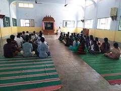 Three Days Residential Youth motivation camp at Kanyakumari