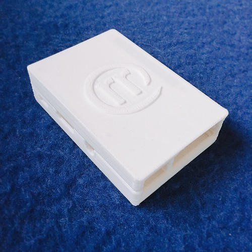 3d printed raspberry pi 3 case