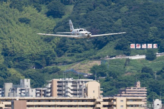 痛飛行機 - Anime wrapping airplane in RJOY 2017.6.4 (45)
