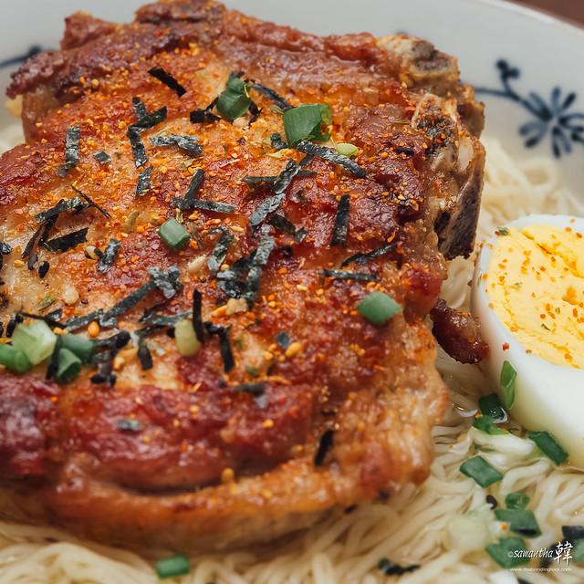 20170610 Egg Noodles With Pork Chop 5774