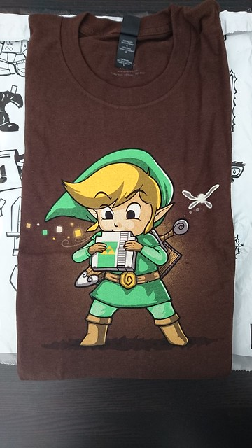 T-Shirt Link - Blowing Cartridge