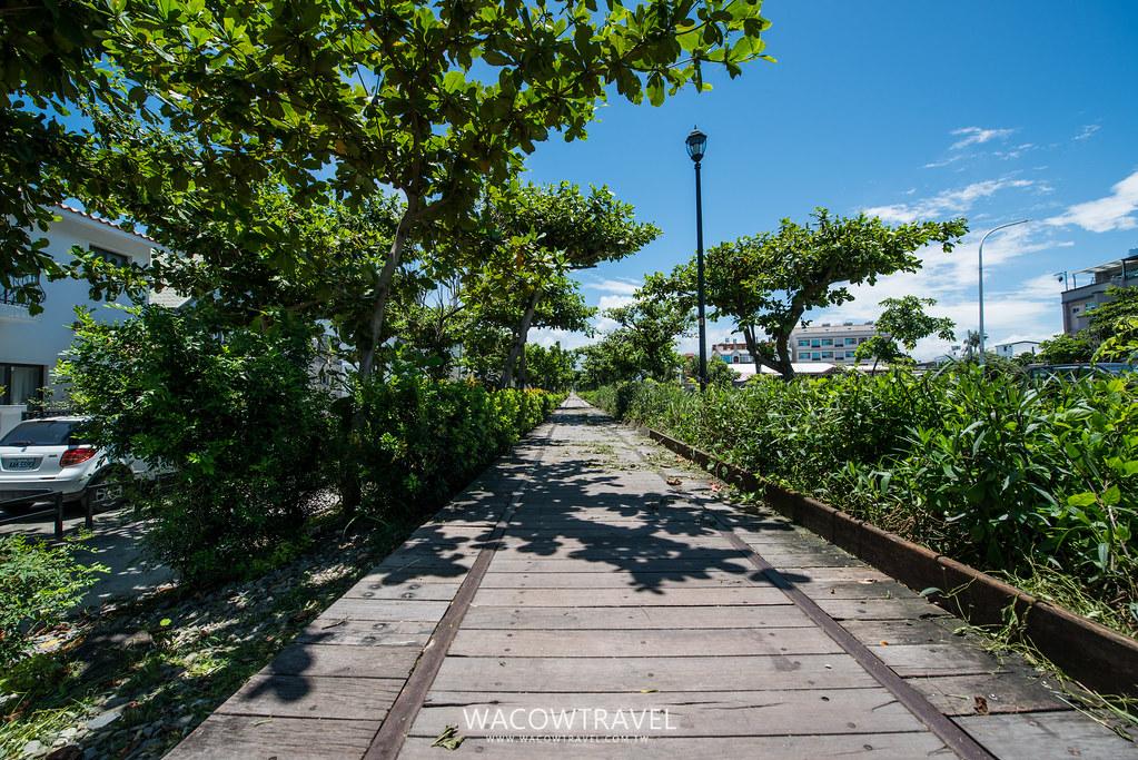 台東環市自行車道鐵花段