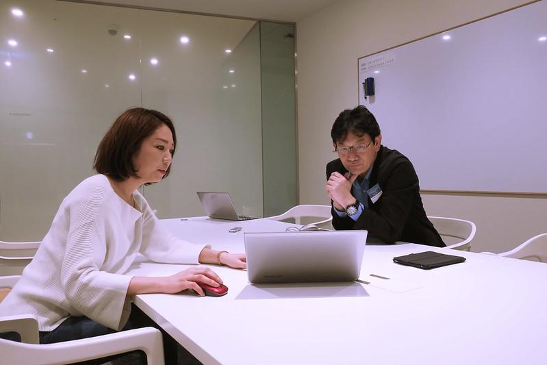 酒匂氏と前田