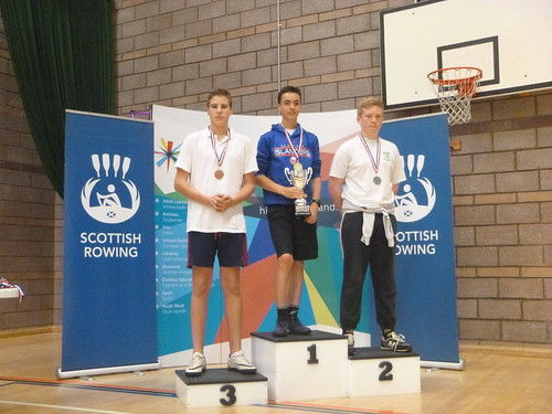 ​S2 Boys Eoin 1st, Kienan 2nd, Ryan 3rd​