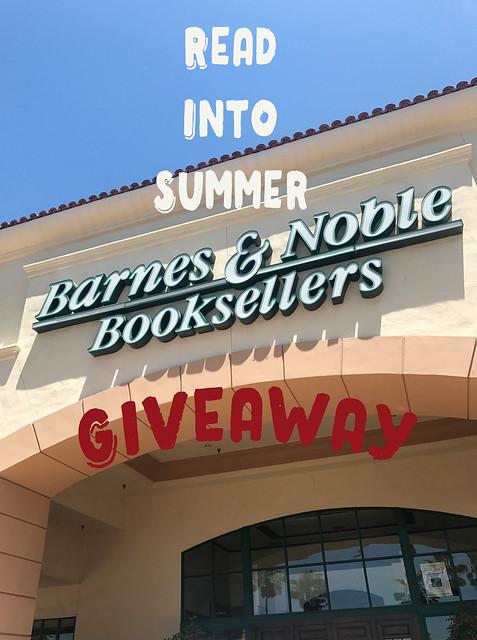 Barnes&NobleGiveaway