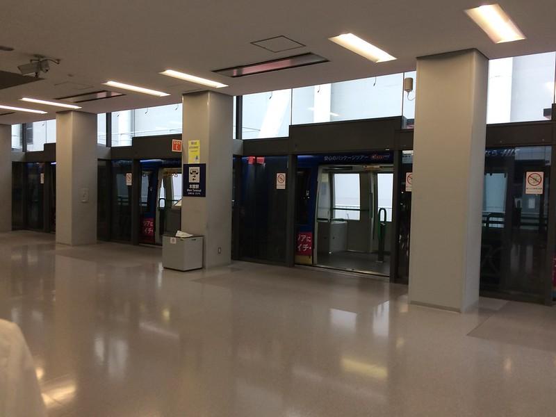 關西機場-接駁電車