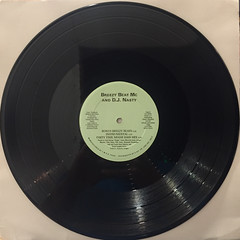BREEZY BEAT MC AND D.J. NASTY:LOUIES HOUSE(RECORD SIDE-B)