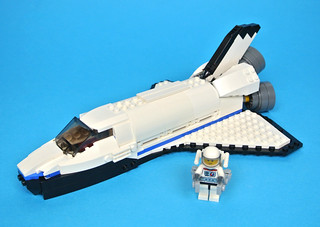 lego creator space shuttle explorer review - photo #3