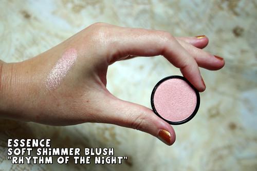 essence - blush
