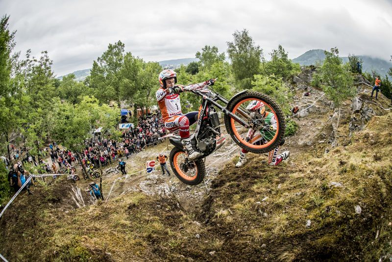 Mundial Trial, GP Francia 2017