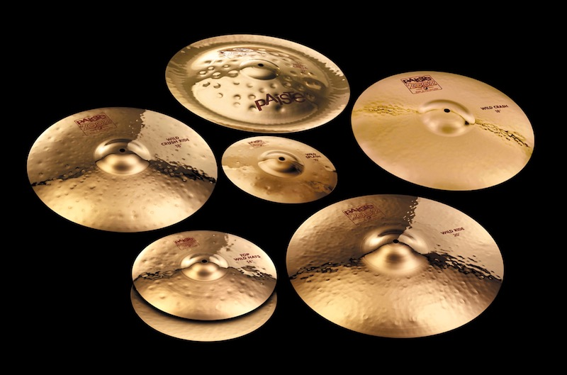 Paiste: 2002 Wild Cymbals