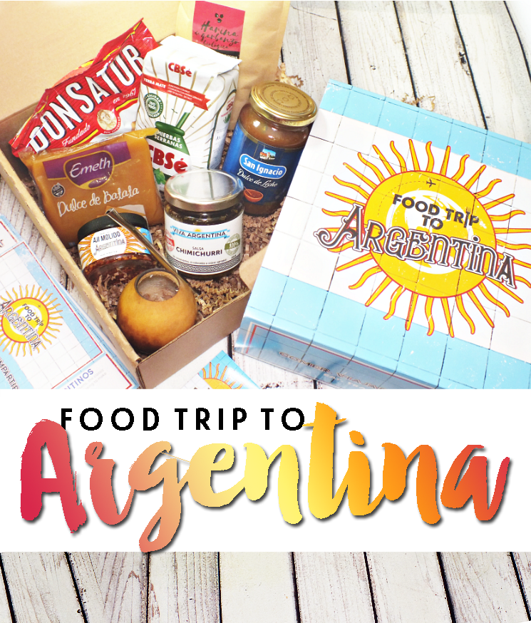 food trip to ... argentina