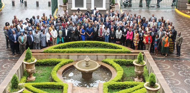 CIAT50 event in Nairobi