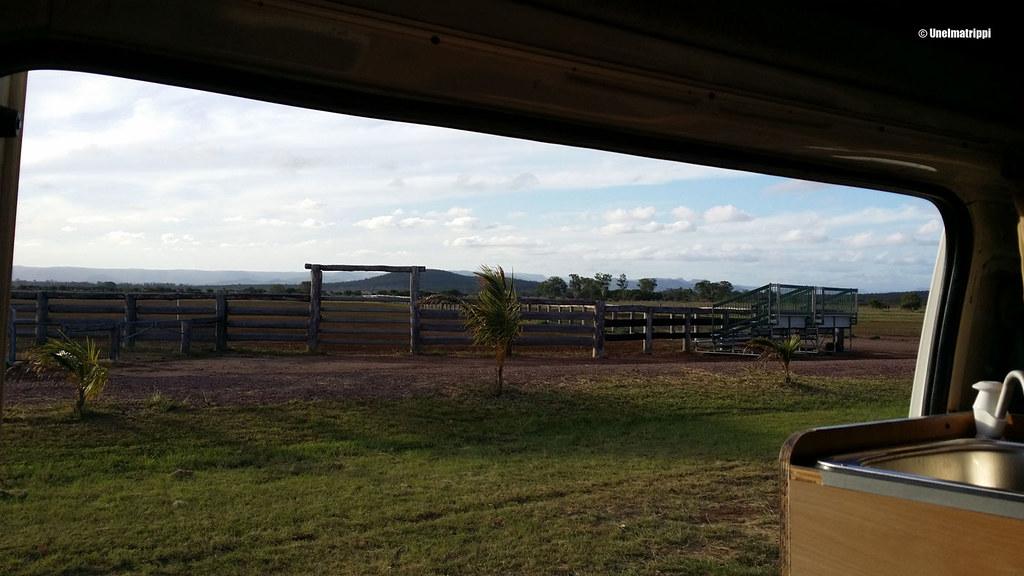 Aamu St Lawrence Recreational Reserve -leiripaikalla Australiassa