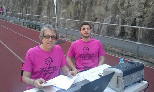 20170610 12 Hores esport vs Càncer