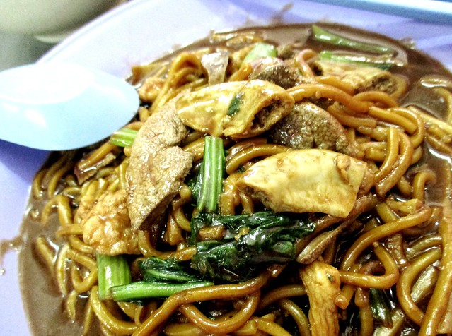 Kedai Kopi Sibu Foodchow fried noodles, special - spare parts