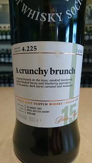 SMWS 4.225 - A crunchy brunch
