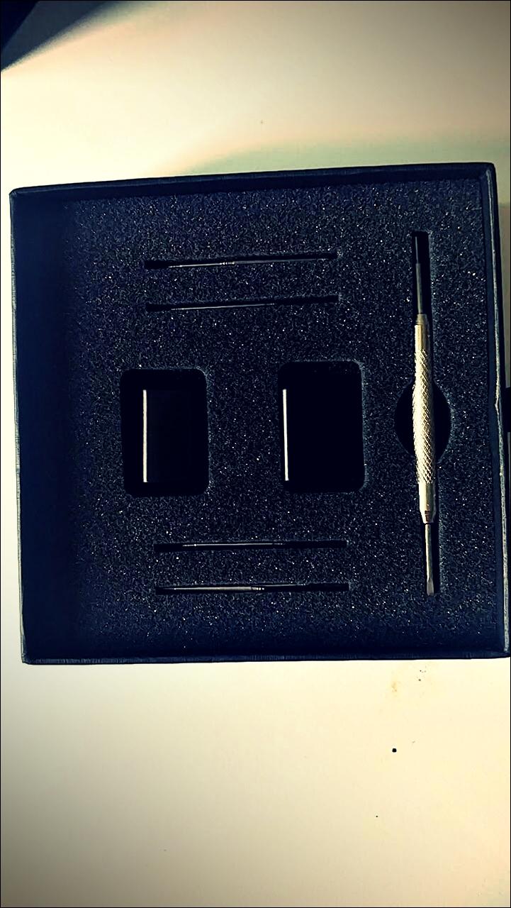 22mm 링크-'레더맨 트레드 & 페블 2 SE (Leatherman Tread & Pebble 2 SE)'