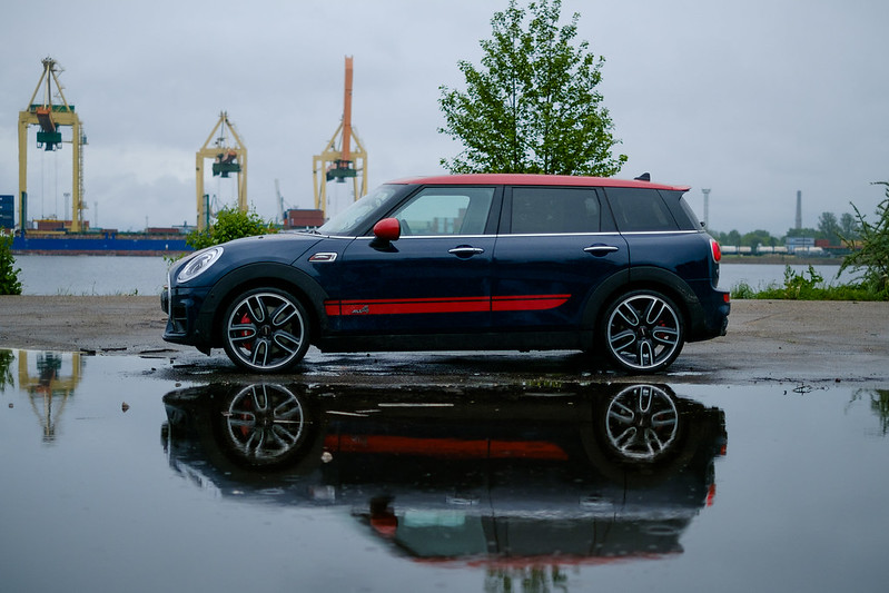 JCW MINI All4 Clubman 2017