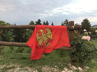 La bandiere di vuere de Patrie