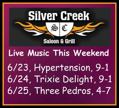 Silver Creek Poster 6-23-17