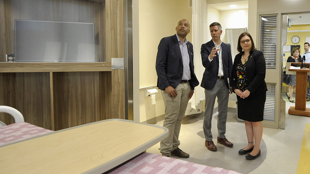 New mental health, substance use beds at Royal Alex