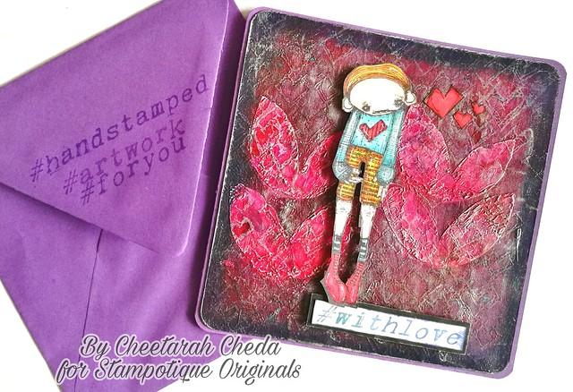 stampotique new releases July
