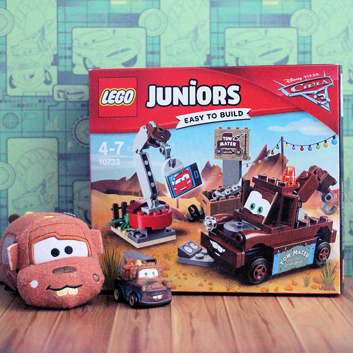 Lego Juniors Easy Build Cars 3 Mater