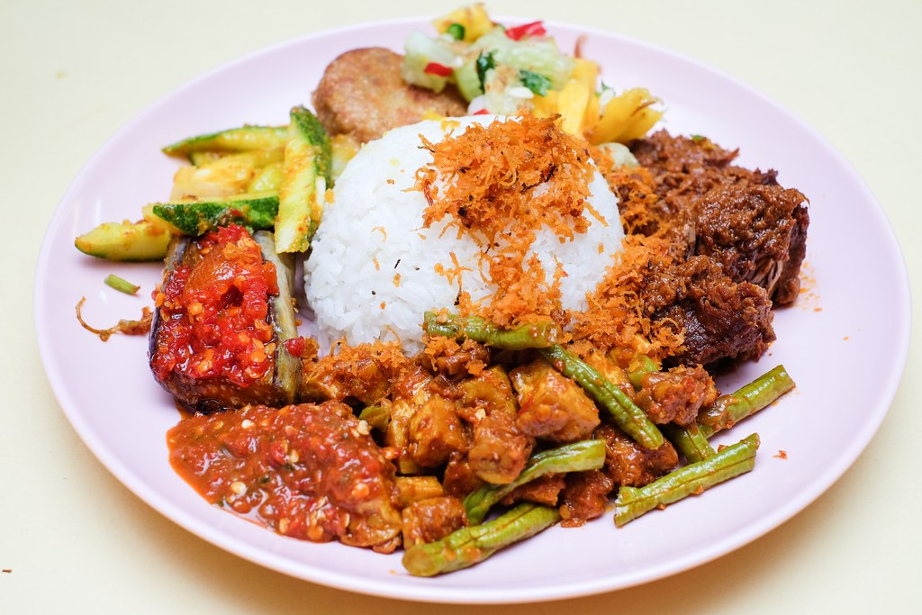 Ultimate Bedok Food Guide: Bedok Enak Nasi Ambeng