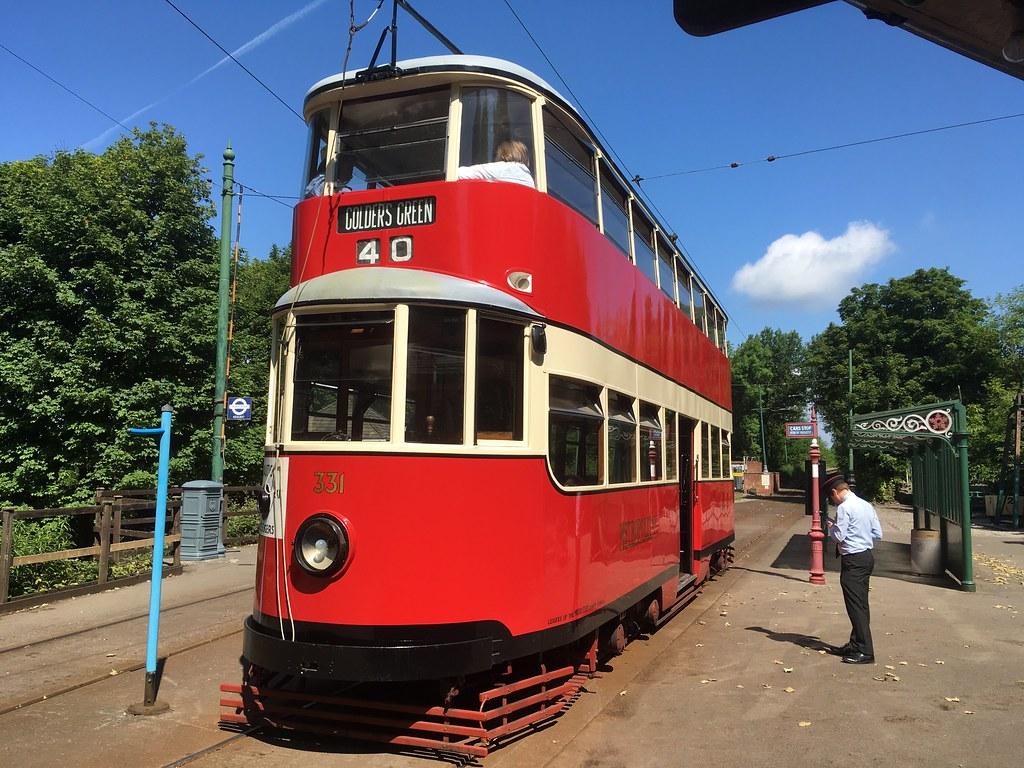 ... Metropolitan Electric Tramways 331   by TC60054