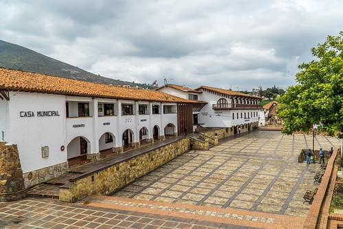 Pueblito Guatavita Casa Municipal