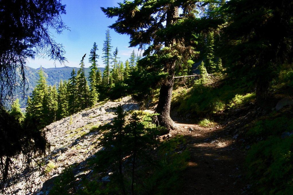 Revett Lake Trail