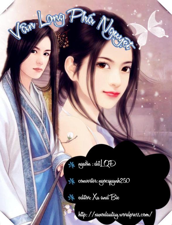 Vân Long Phá Nguyệt - Hạ Nhiễm Tuyết