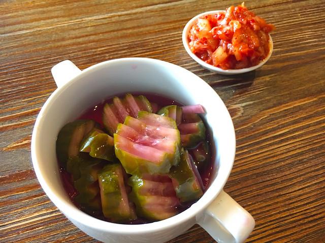 Nanda Chicken - Side Dishes - Kimchi