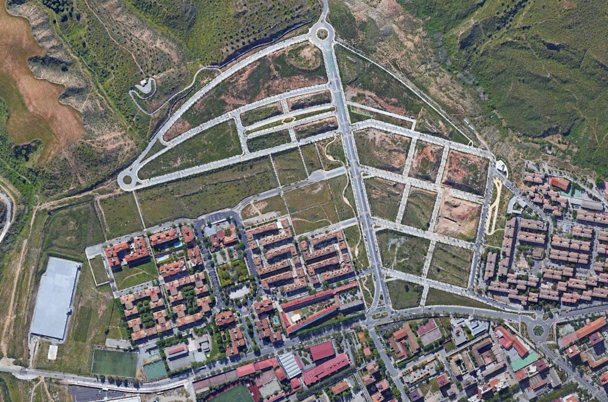 nueva granada, granada, nueva uy sí, después, urbanismo, planeamiento, urbano, desastre, urbanístico, construcción, rotondas, carretera